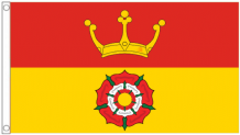 Hampshire County 5'x3' (150cm x 90cm) Flag